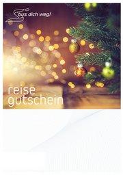 Vorlage Weihnachten 1